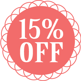 Save 15% on a Custom Logo Design Project at June Lily Studio!